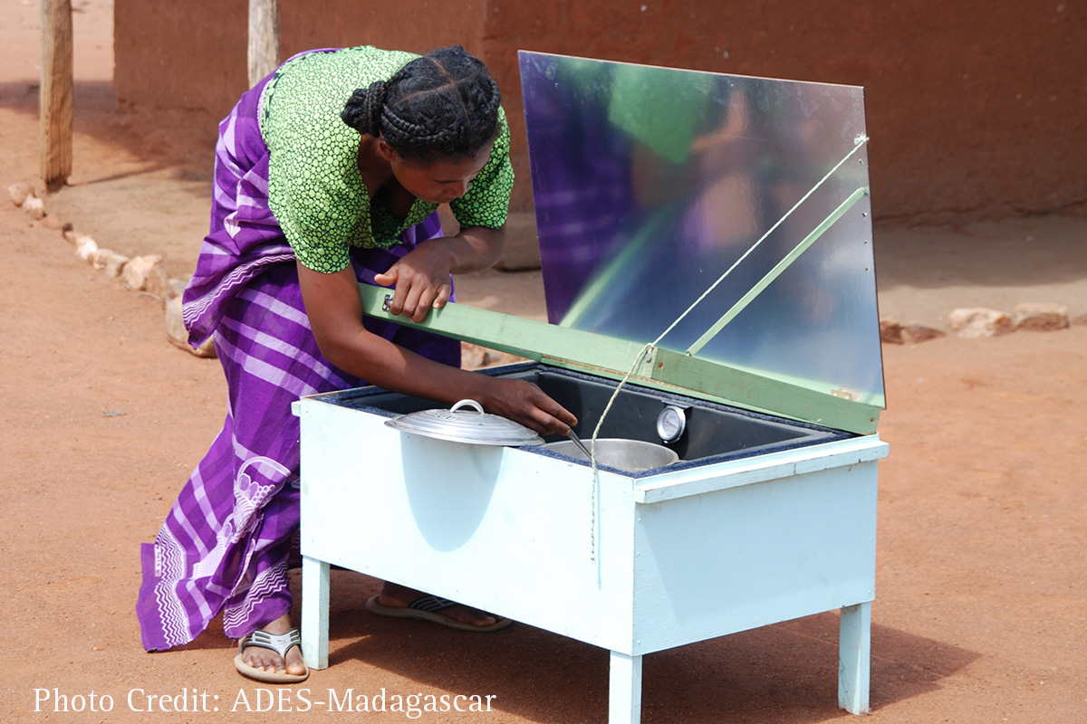 Learn About Solar Cooking